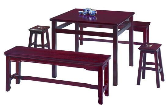 傳統餐桌椅