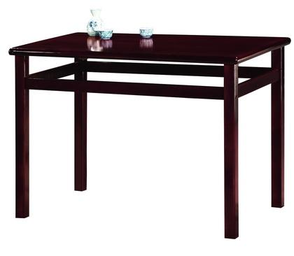 小吃店木桌