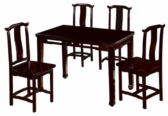 彷古餐桌椅